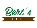 Dining at Bert's Café
