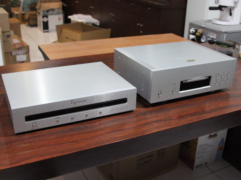 Esoteric X-03SE & G-03X SACD player plus Masterclock like NEW
