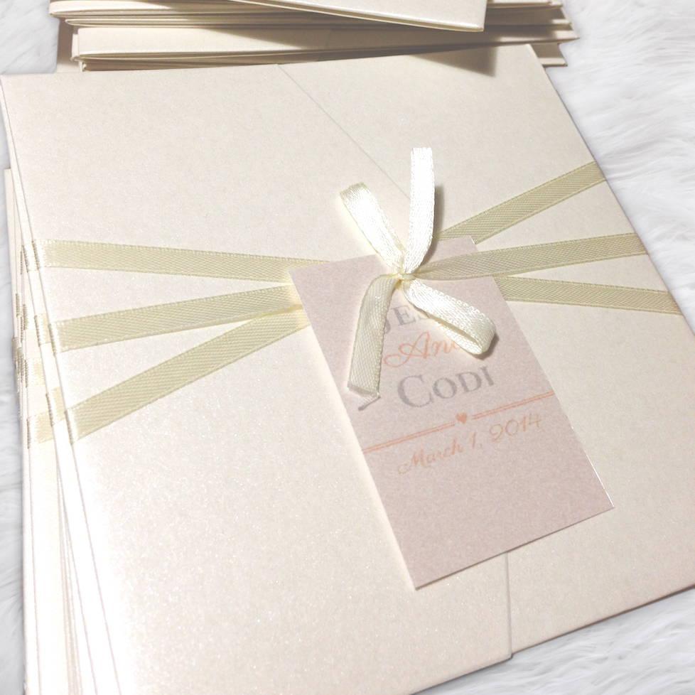 Bespoke Wedding Invitations Stationery And Signage