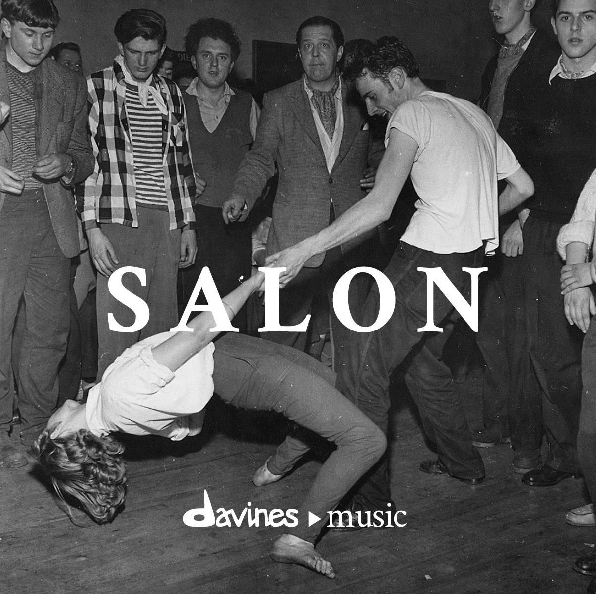 """Listen to the Davines """"Salon"""" playlist"""