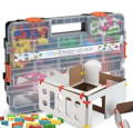 cardboard construction and modeling sets