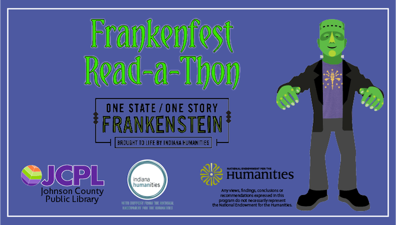 Take part in the Frankenfest Read-a-thon!