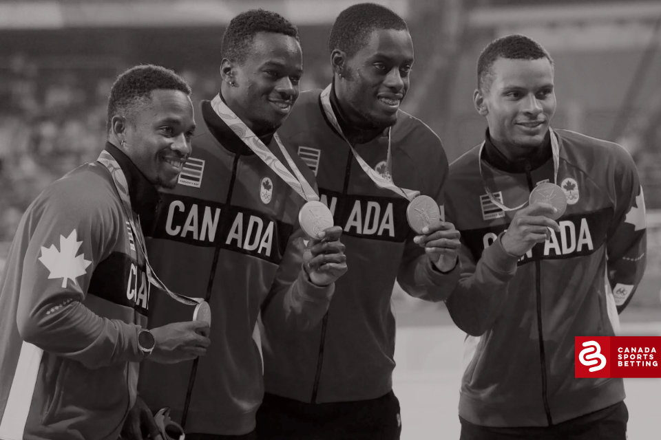 Canada's Tokyo Olympics Gold Medal Total Set At 4.5