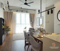 mash-sdn-bhd-modern-malaysia-selangor-dining-room-living-room-interior-design