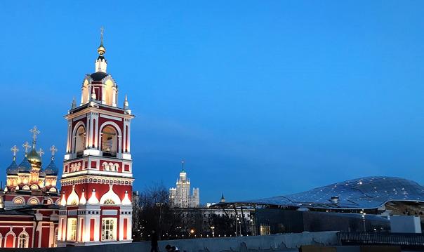 Москва Трёх Эпох