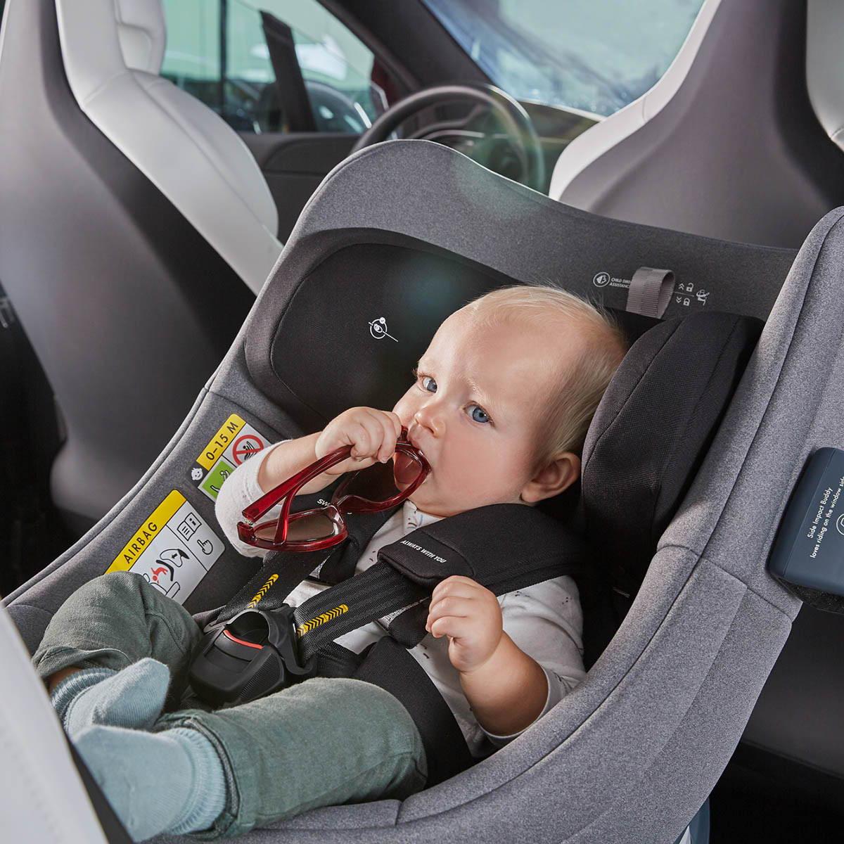 Swandoo Kindersitz Marie2