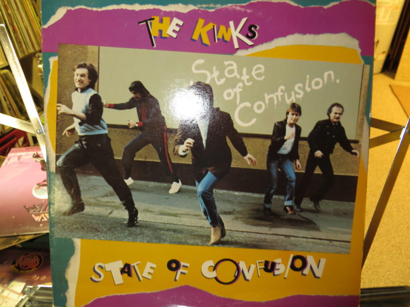 THE KINKS - STATE OF CONFUSION