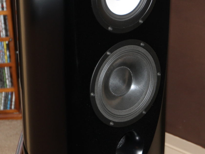 TAD / Pioneer S-2EX/S-7EX Monitors with center channel