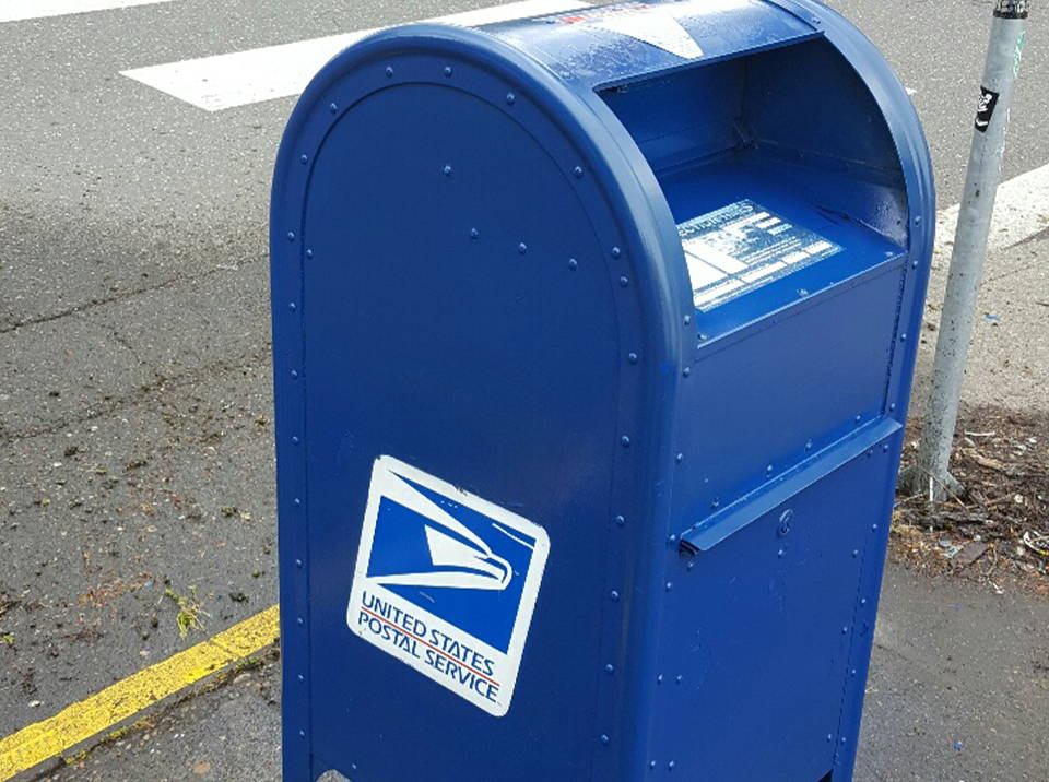 clean post office box