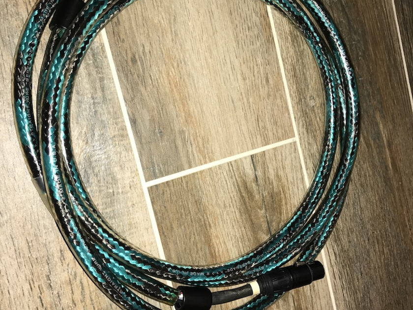 Straightwire Serenade XLR Interconnect 1 Piece 8 foot !