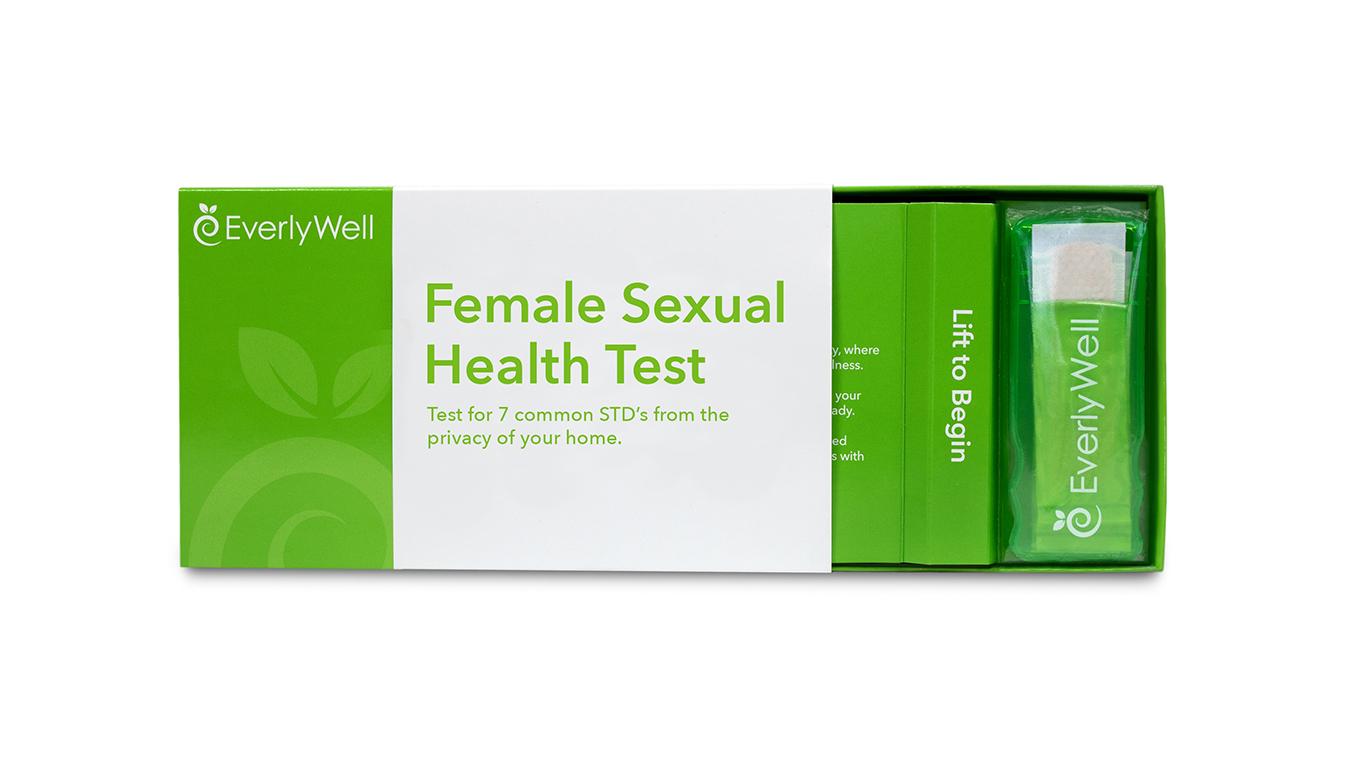 Femalestd test 2
