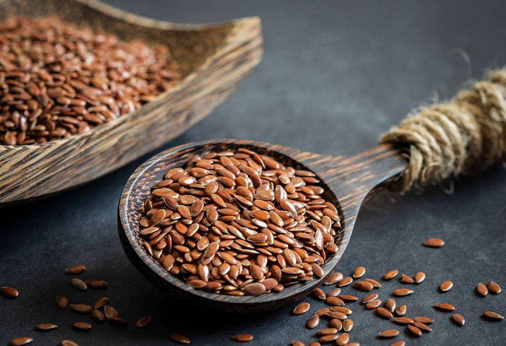 Flax Seed - Natural Remedies For Menopause