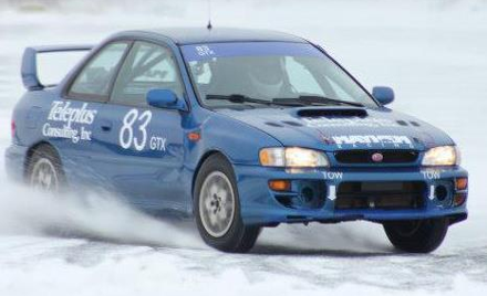 IIRA Ice Race Weekend  #2
