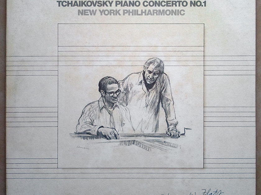 COLUMBIA | WATTS/BERNSTEIN - Piano Concerto No. 1 / NM