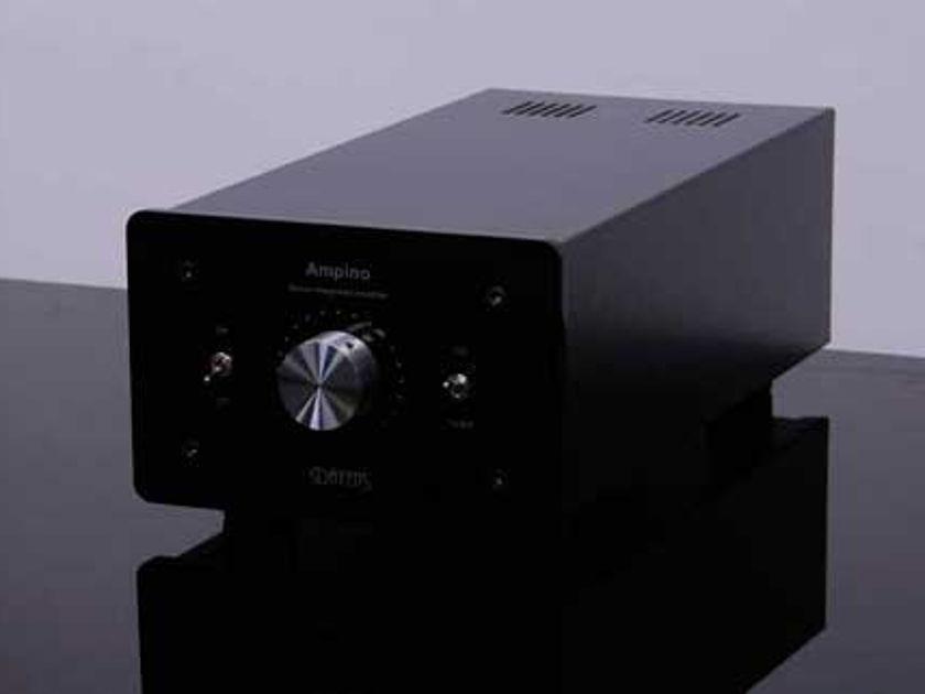 Dayens Audio Ampino Integrated Amplifier Mundorf EB, Alps Blue Velvet