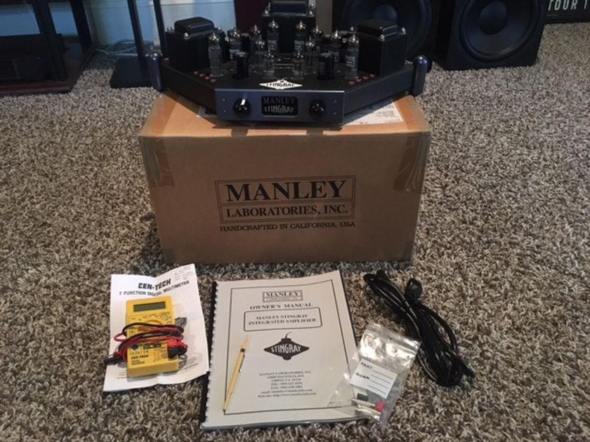Manley Laboratories Stingray Version 1.5....Very nice!!