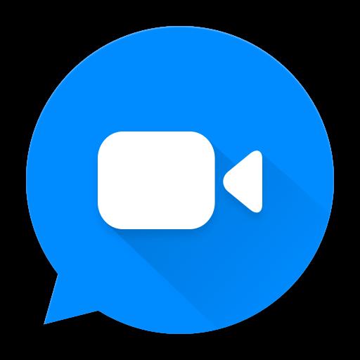 Icon video messenger