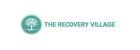 Recovery Village  logo and link