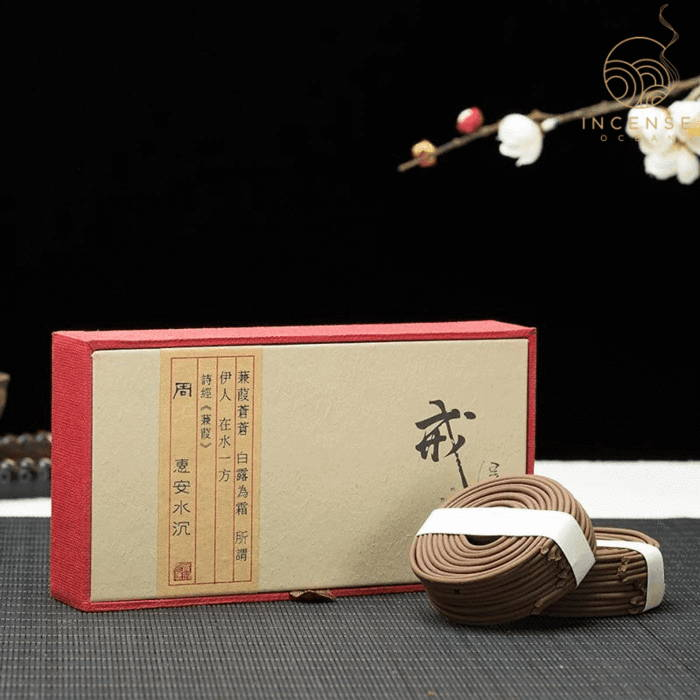 Vietnam Huian Incense Coils (40 box)
