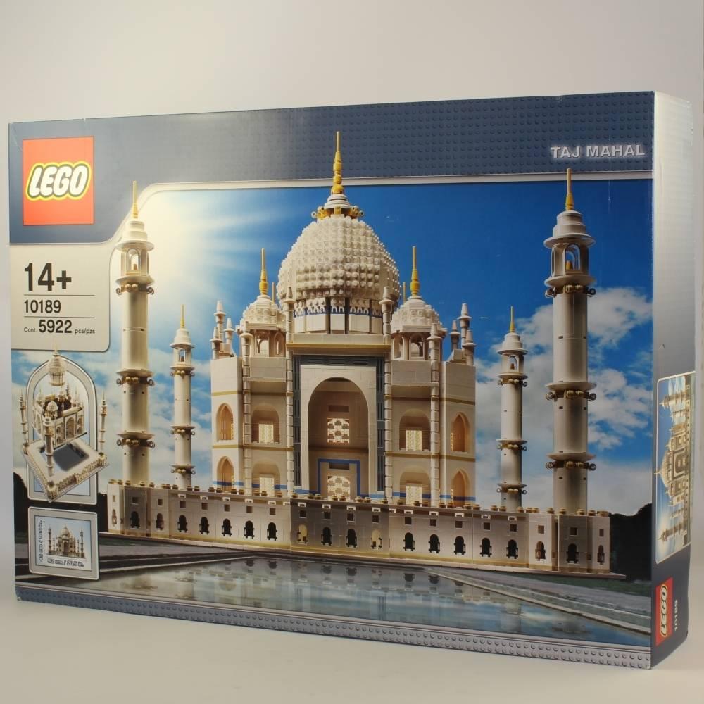 LEGO First Edition Taj Mahal
