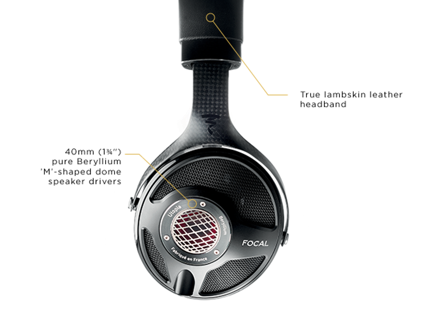 Focal UTOPIA  Headphone NEW Factory Sealed