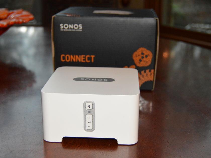Sonos connect wireless hifi system