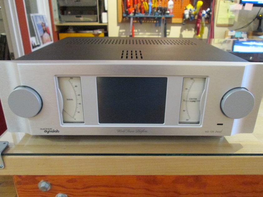 Magnum Dynalab MD-109 Tube Tuner WITH DAC