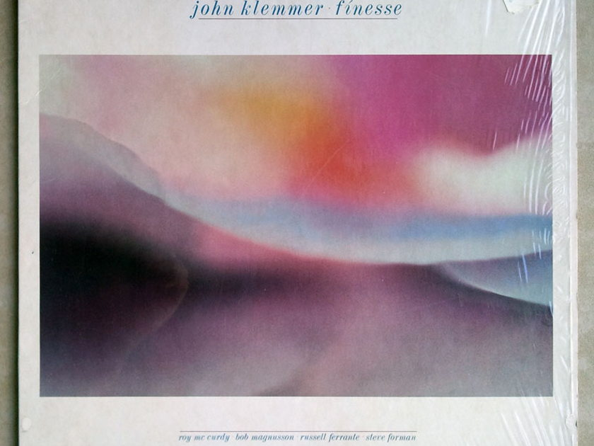 John Klemmer -  - Finesse / NM