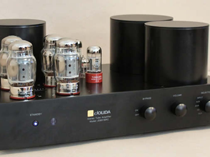 Jolida Fusion 801 Integrated amplifier
