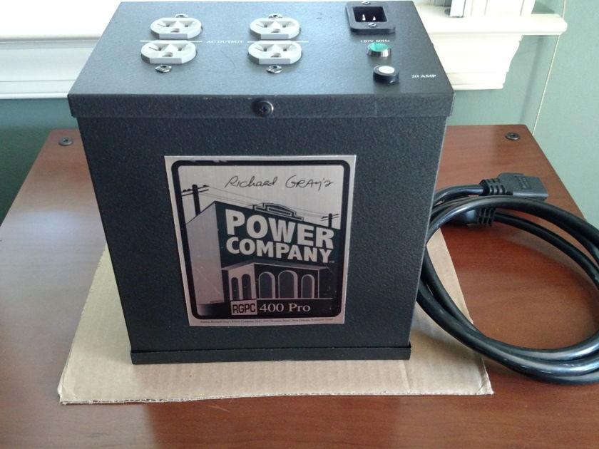 Richard Gray Power Company RGPC 400 Pro