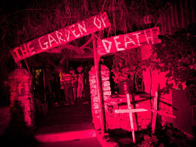 Pikes Hotel halloween Ibiza party 2019