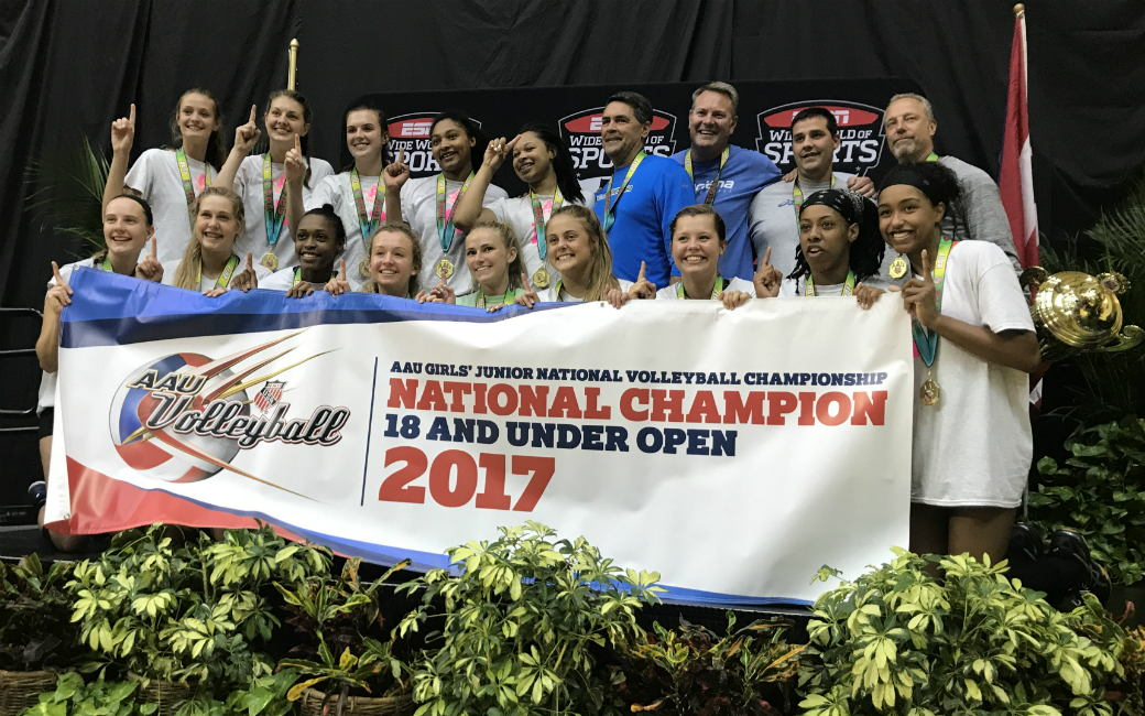 image for Munciana Samurai 18 Open National Champs!