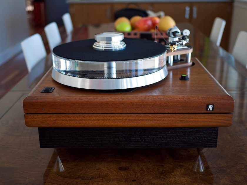 """Acoustic Research """"The AR Turntable"""" SOTW Mods"""
