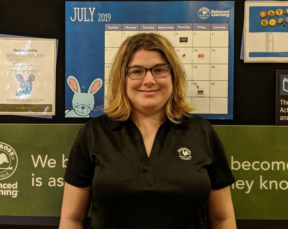 Ms. Moriah Chance , Support Teacher