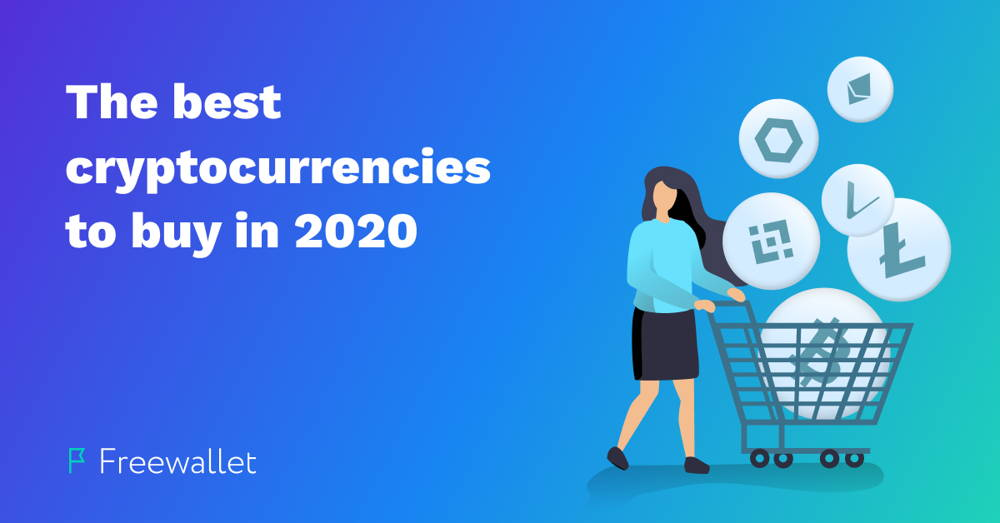 what cryptocurrency to buy 2020