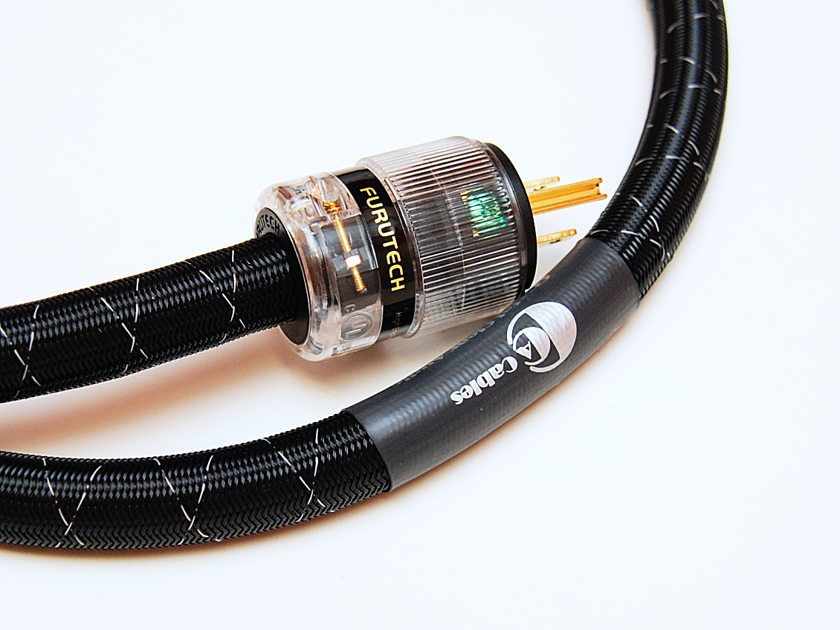 Crystal Clear Audio Master Class series V2 Furutech FI-25m black