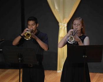 Franklin College Instrumental Concert
