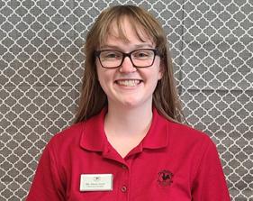 Sarah Scott , Support Staff