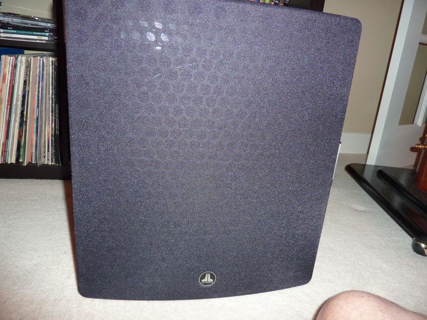 JL Audio 13 high gloss black subwoofer(s)