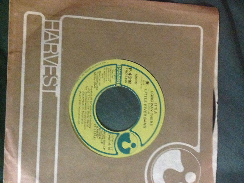 Little River Band - It's A Long Way There Promo 45 Mono Stereo