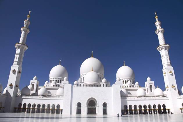 Обзорная экскурсия по Абу-Даби