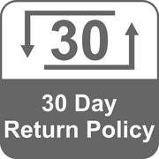 expression products 30 day return policy