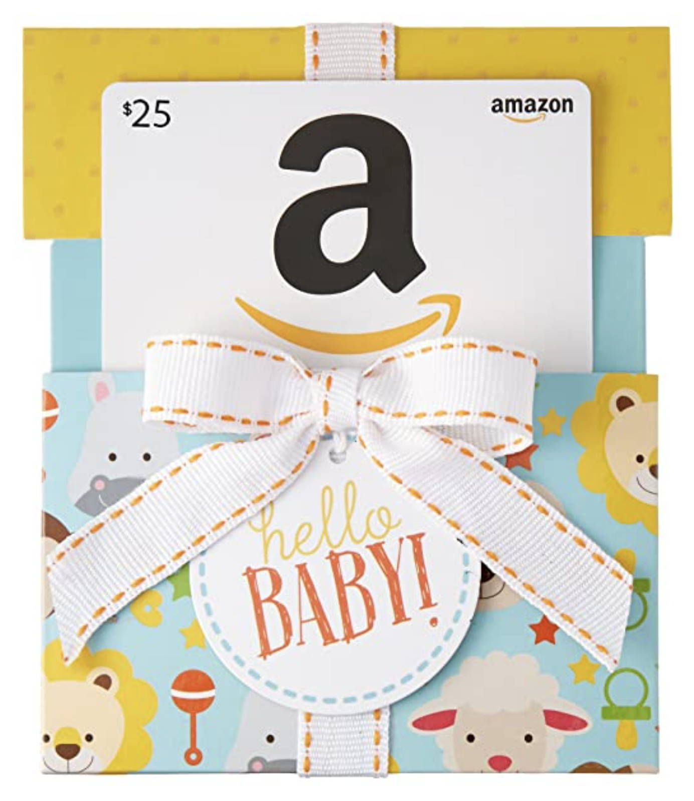 Amazon hello baby gift card makes ideal nicu mom gift