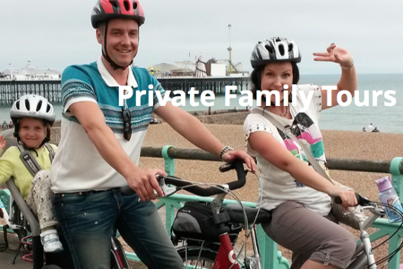 Private Family Bike Ride Tour