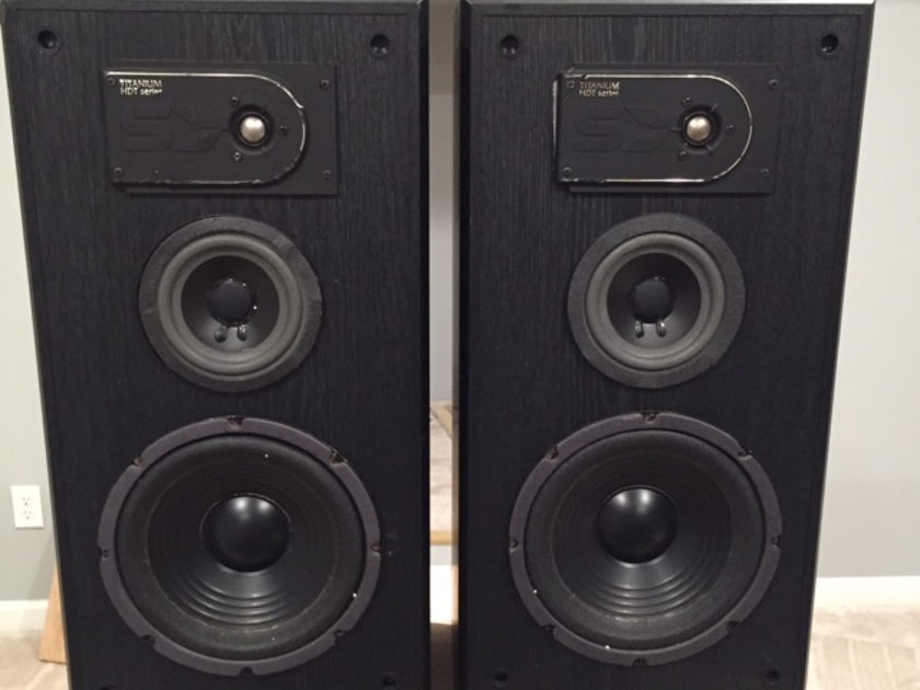 Sound Dynamics 300ti Loudspeakers