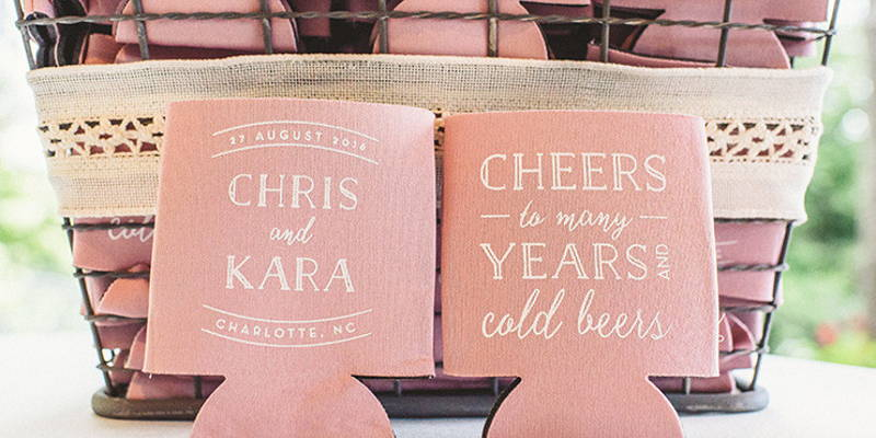 Inspiration Guide: Wedding Favors