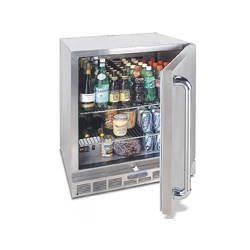 ALFRESCO GRILLS SINGLE DOOR REFRIGERATOR
