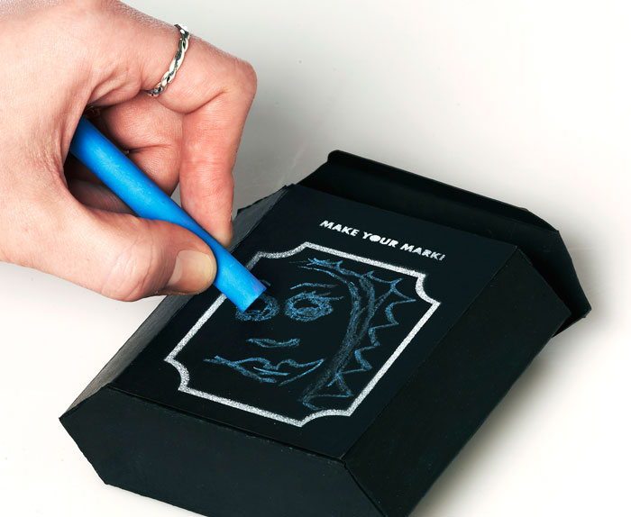 Hand drawing copy