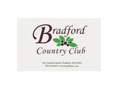 Bradford Country Club: 1 foursome of golf with carts