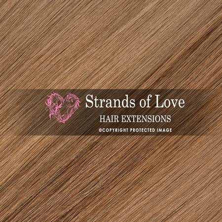 Strands Of Love Hair Extensions Colour Cinnamon Blonde